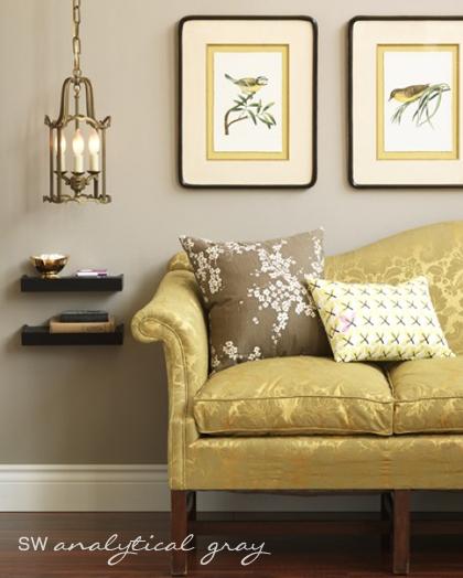Our Favorite Gray Paint Colors Color Zen