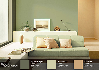 Explore Clark Kensington Paint Colors With Me Color Zen